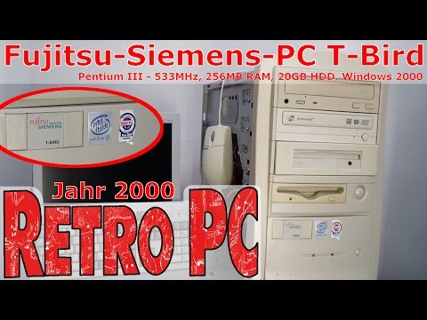 RetroPC - Der Fujitsu-Siemens PC