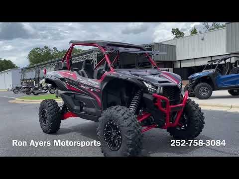 2021 Kawasaki Teryx KRX 1000 eS in Greenville, North Carolina - Video 1
