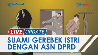 Tepergok Berduaan dengan Oknum ASN DPRD Lampung di Indekos, Karyawati Bank Digerebek Suami