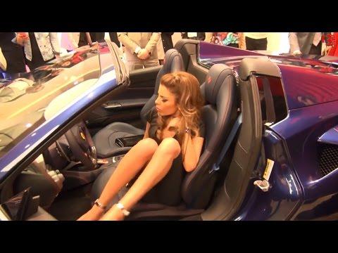 Download Ferrari 488 Spider Sport avtomobili artlq Bakıda! HD Mp4 3GP Video and MP3