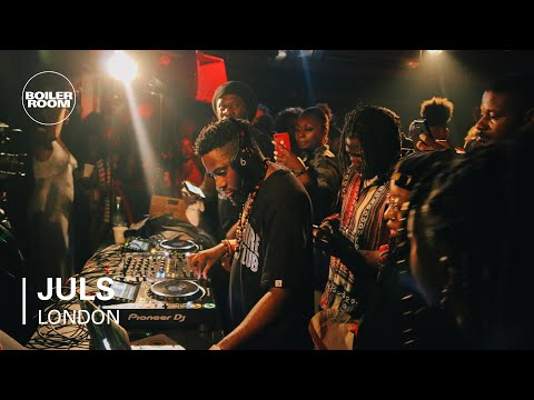 Juls feat. Pa Salieu, Kojey Radical, Eugy & Tiggs Da Author | System LDN: Juls' Afrobeats Summer Jam