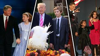 From Barron Trump to Tad Lincoln, Meet the Kids Who Grew Up in the White House