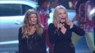 HD Fergie & <b>Debbie Harry</b>   Call Me