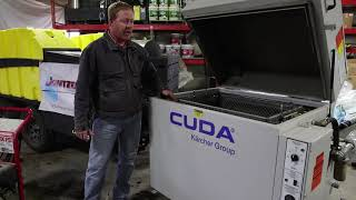 Jantzen Equipment: Cuda Parts Washer Benefits