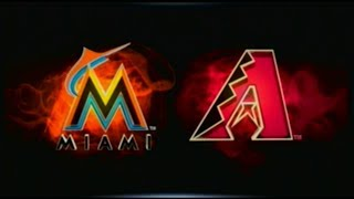 MLB 15 THE SHOW_MARLINS AT DIAMONDBACKS (2017) GM # 83
