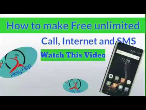 Download How To Make Unlimited Free Calls All Over The World Video