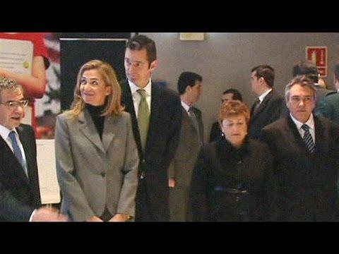 Espagne : le mari de l'infante Cristina risque 15 à 20 ans de prison