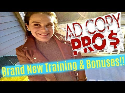 Ad Copy Pros Review – How To Make Money Online Fast 2018 New Ways To Make Money Online For Beginners