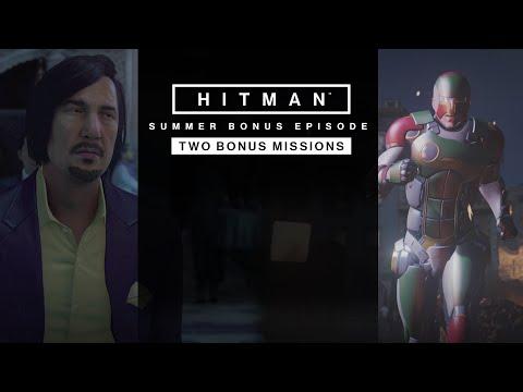 HITMAN: Summer Bonus Episode - Launch Trailer thumbnail