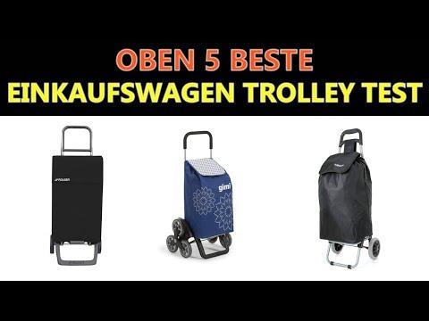 Beste Einkaufswagen Trolley Test 2019