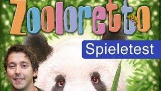 Zooloretto / Spiel des Jahres 2007 / Anleitung & Rezension / SpieLama