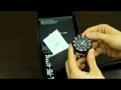 Военные часы Traser P66