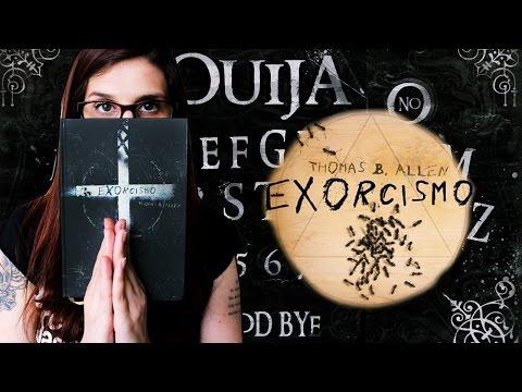 ESPECIAL EXORCISMO (Thomas B. Allen): caso real + O Exorcista (livro e filme)