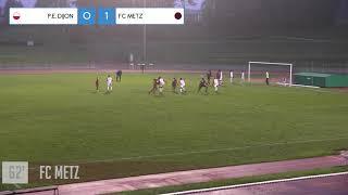 Pôle Espoirs P13 - FC Metz (0-1) - Novembre 2019