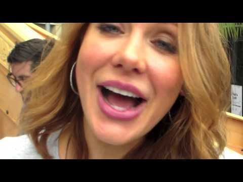 Maitland Ward Boy Meets World Actress At Comic Con WIRED Cafe 2013