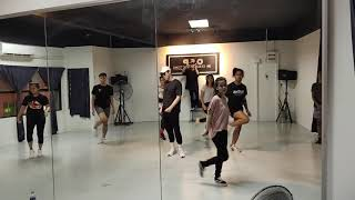 Big Stage 2: Dance Rehearsal Hanbyul with dancer On Stage Productions