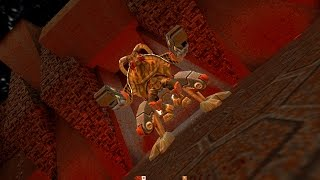 😎 Quake II -- FINAL BOSS FIGHT MAKRON \ Ending Units 9 & 10: Palace & Final Showdown | Xbox 360