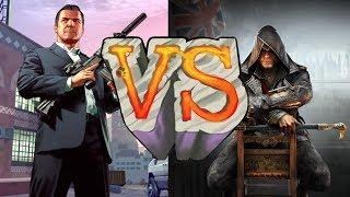 GTA 5 Vs Assassin's Creed Syndicate | Comparison