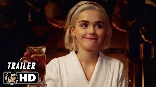 CHILLING ADVENTURES OF SABRINA: A MIDWINTER'S TALE Official Trailer (HD) Netflix Series
