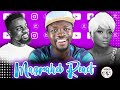 SARKODIE 'Saara' love Song with EFYA, Magraheb Reacts!