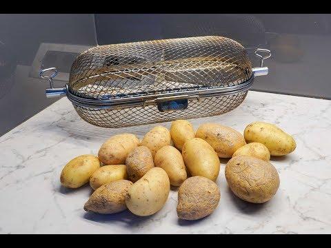 Napoleon Rotisserie Grill Korb / Basket / Pommeskorb