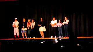 2014 McClancy Tyros Damn Yankees: You Gotta Have Heart Reprise