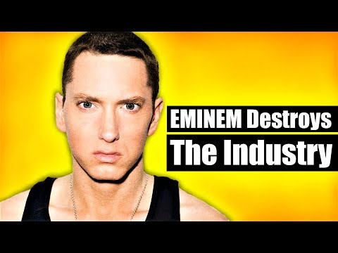 EMINEM Destroys Mumble Rap & Critics [Kamikaze Album] - Hip-Hop Universe