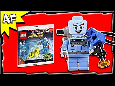 Vidéo LEGO DC Comics Super Heroes 30603 : Batman Classic TV Series - Mr. Freeze (Polybag)