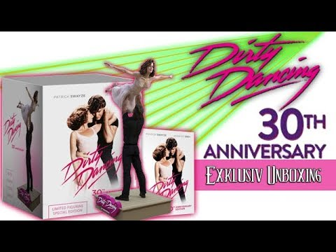 Dirty Dancing - 30th Anniversary Limited Figurine Special Edition Blu-ray unboxing