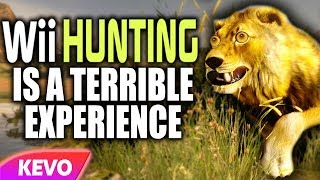 Wii Hunting is a terrible experience