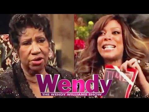 That time Aretha Franklin wouldn't take Wendy Williams' shit.