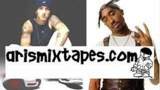 2pac - homeboyz (on eminem's beat for hellbound) *new*