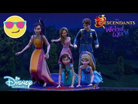 Descendants: Wicked World   United We Stand   Official Disney Channel UK