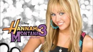 Hannah Montana - Just A Girl (HQ)