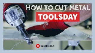How to cut metal - Toolsday