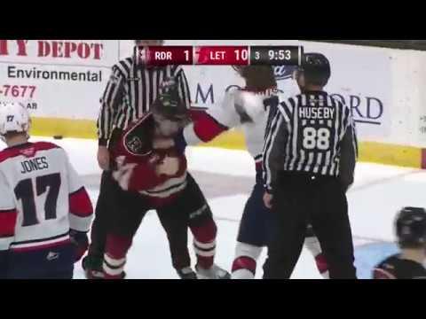 Christoffer Sedoff vs. Joe Arntsen