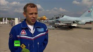 Летчик-испытатель рассказал RT об особенностях первого постсоветского штурмовика Як-130