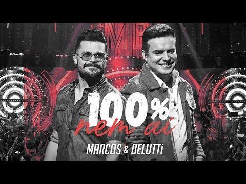 Marcos E Belutti 100 Nem Aí Dvd 10 Anos