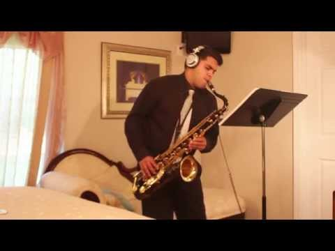 2014 Tenor Sax Audition - Samuel Yannini