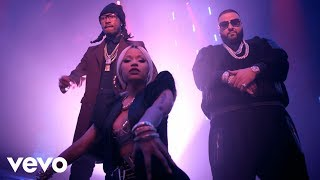 Video I Wanna Be With You de DJ Khaled feat. Nicki Minaj, Future y Rick Ross