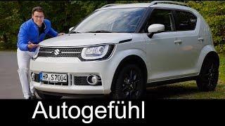 Suzuki Ignis FULL REVIEW test 1.2 Allgrip Maruti 2018 all-new neu - Autogefühl