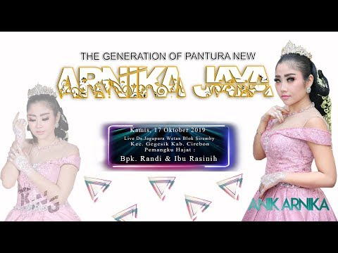 Live New ARNIKA JAYA ( Anik Arnika ) Di Desa  Jagapura Wetan Gegesik Cirebon BENGI