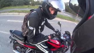Fahrerflucht nach Unfall! Daily Observations