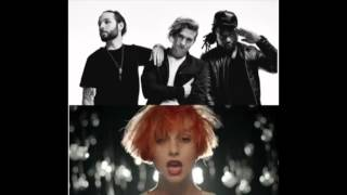 Staying With the Mean Kids - GHOST TOWN ft. Hayley Williams