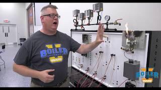 Different Types of Boiler Burner Pilots