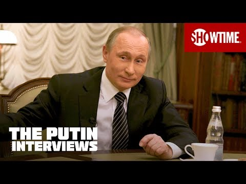 The Putin Interviews Promo 'Vladimir Putin in His Own Words'