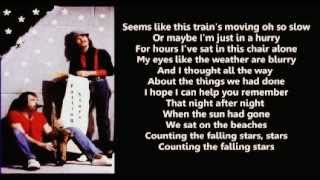 England Dan and John Ford Coley - Falling Stars ( + lyrics 1977)