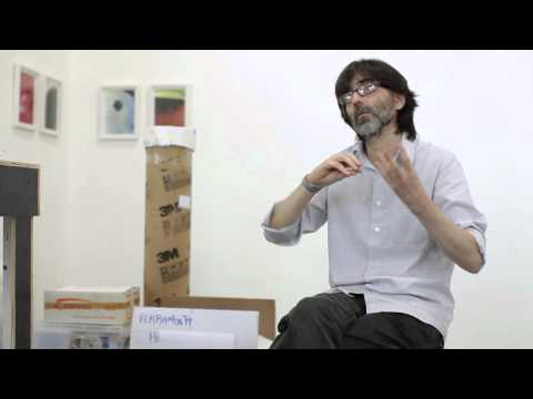 Preparando a #30bienal | Hélio Fervenza