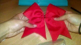 Cheer Bow Basics