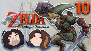 Zelda Twilight Princess: The Sucking of the Friend- PART 10 - Game Grumps